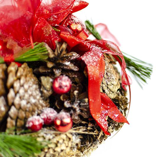 Kouzelný adventní svícen s vánočním skřítkem 4